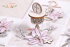Papiernictvo - Darčeková krabička ku krstu I - 10347209_