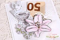 Papiernictvo - Darčeková krabička ku krstu I - 10347216_