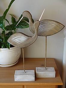 Dekorácie - Vtáci - 10344462_