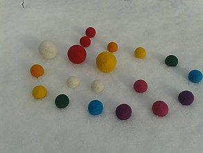 Hračky - Montessori guličky - 10345512_