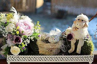 Dekorácie - Veľkonočná dekorácia - 10344234_