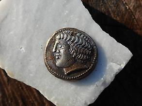 Šperky - celtic coin - 10345800_