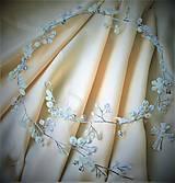 Ozdoby do vlasov - Girlanda z perličiek - 10346329_