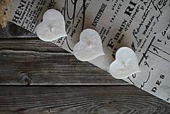 Svietidlá a sviečky - Plávajúce srdiečka ♥♥♥ - 10346909_