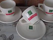 Nádoby - Espresso šálka s podšálkou - Nervosa - 10344898_