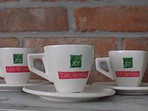 Nádoby - Espresso šálka s podšálkou - Nervosa - 10344900_