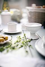 Nádoby - Podšálek pod espresso rustik - 10346450_