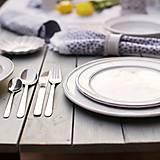 Nádoby - Dezertní talíř rustik - 10346784_