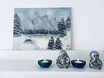 Obrazy - Obraz Zimná krajina - 10344506_