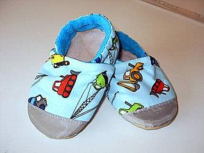 Topánočky - capačky (18-22,5cm) - 10344493_