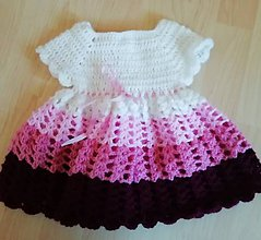 Detské oblečenie - Šaty Lilien - 10344498_