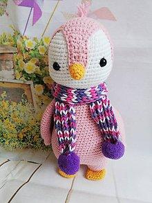 Hračky - Tučniačik Pini - 10350953_