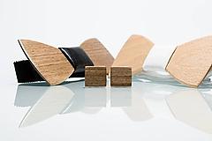 Šperky - Drevené manžetové gombíky - 10349193_