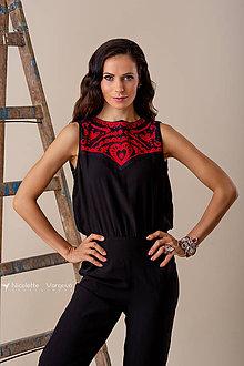 Iné oblečenie - Kolekcia Inšpirácie - modrotlač - 10349395_