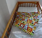 Úžitkový textil - Obliečky na objednávku - 10349592_