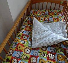 Úžitkový textil - Obliečky na objednávku - 10349591_