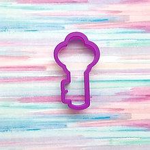 Pomôcky - Vykrajovačka kľúč - 10350979_