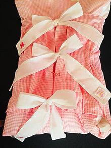 Detské doplnky - Zavinovačka pre malé princezné - 10350974_