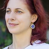 Náušnice - Elisabeth - náušnice - 10351832_