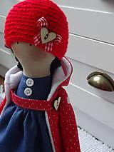 Bábiky - Bábika Zuzka s koníkom - 10352407_
