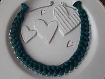 Náhrdelníky - Náhrdelník s perličkami - 10353535_