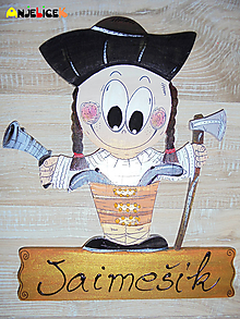 Tabuľky - Menovka - Janošík - 10354056_