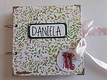 Papiernictvo - Zápisník Daniela - 10351835_