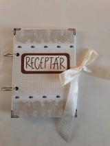 Papiernictvo - Receptár so záložkami - 10351972_