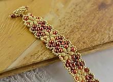 Náramky - Sedmokrásky náramok - 10354608_