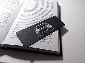 Papiernictvo - Záložka GTR, Audi... - 10354115_
