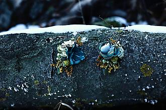 Náušnice - Náušnice Ivy - 10354313_