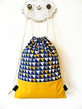 Detské tašky - Mačičkový batoh 6-12 rokov - 10352213_