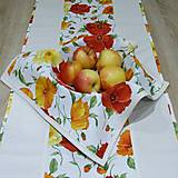 Úžitkový textil - SVETLANA - štvorcový obrúsok - 10354688_