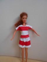 Hračky - Oblečenie pre barbie - 10354451_