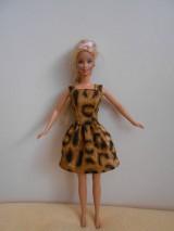Hračky - Šaty pre barbie - 10354466_