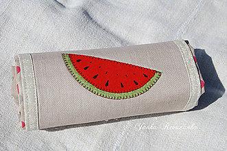 Nákupné tašky - dyňa - 10352252_