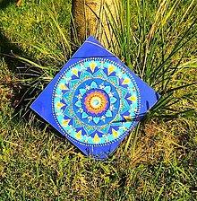 Obrazy - Mandala liečivá - ukľudňujúca - 10355762_