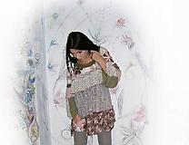 Tuniky - hippie bluzon plus size - 10356502_