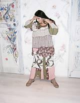 Iné oblečenie - do xxxl -plus size sukňa a blúza - 10356591_