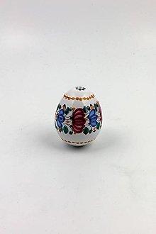 Dekorácie - Kraslice s ľudovým motívom - 10356580_