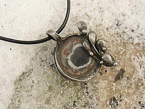 Náhrdelníky - Dračí kameň - 10356952_