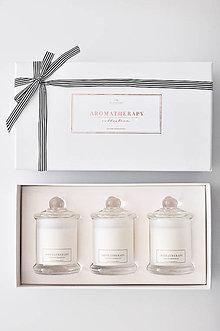 Svietidlá a sviečky - Aromatherapy - Darčekové balenie - 10357460_