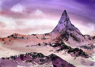 Obrazy - Matterhorn - 10356522_