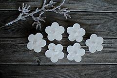 Svietidlá a sviečky - Plávajúce kvetinky - 10358240_