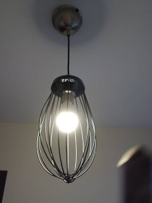 Svietidlá a sviečky - Industriálna visiaca lampa - 10355804_
