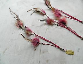 Ozdoby do vlasov - hair clip, clip do vlasov 31 cm - 10356592_