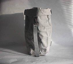 """Veľké tašky - SnapPap-Stone """" Veľká taška na všetko"""" (Meď/Bronz) - 10357435_"""