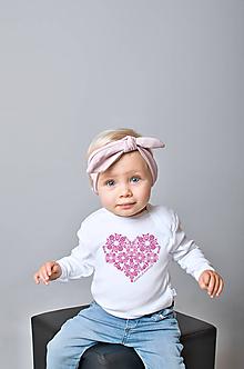 Detské oblečenie - Slovensky sú najkrajšie - 10357549_