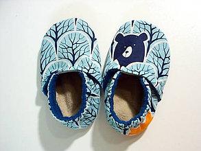 Topánočky - capačky  (VD13) - 10358969_