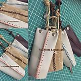Kľúčenky - Kľúčenka f & j - 10356811_
